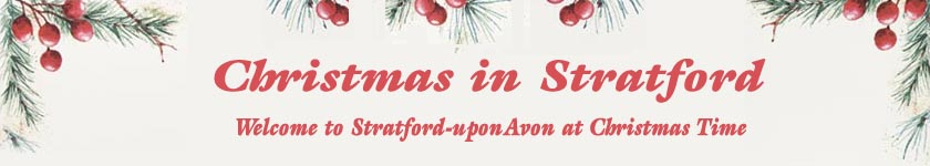 Christmas in Stratford-upon-Avon